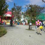 あらかわ遊園は遊園地だけじゃなく、ふれあい動物園や水遊び場もある、楽しいところです♪