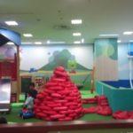 レイクタウンmori3階で小さい子供が遊べる場所5選紹介!【有料・無料】