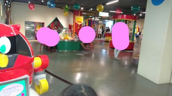 ぐんまこどもの国  児童会館サイエンスワンダーランド
