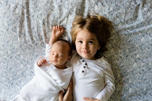 二人目を産むなら何歳差がいい?各年齢差のメリット、デメリットをまとめてみました。