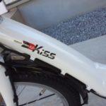 電動アシスト子供乗せ自転車パスキッスミニPA20Kの口コミ!実際に使った感想。