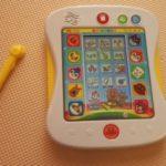 4歳の誕生日に買った「アンパンマンカラーパッドプラス」がまだまだ現役です!一年使った感想まとめ。