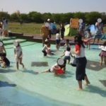「アグリパークゆめすぎと」のじゃぶじゃぶ池で水遊びする場合の持ち物や禁止事項などまとめてみました。