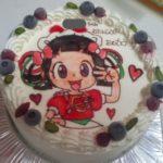 キャラクターケーキを通販したので、クオリティや解凍の仕方、支払い方法をまとめてみました。