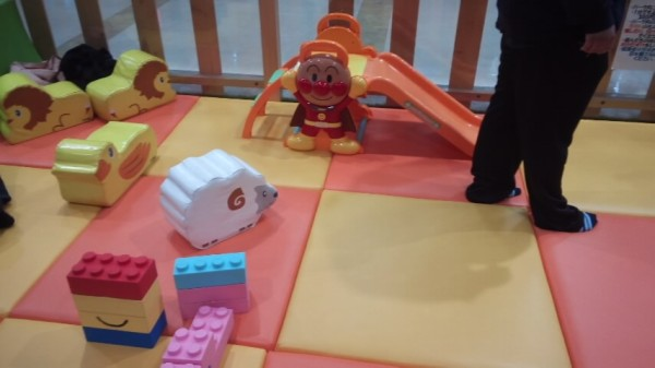 P&D佐野キッズパーク の赤ちゃんスペース