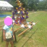 うちの町内子供会の子供みこしの暑さ対策・熱中症対策はこんな感じでした。