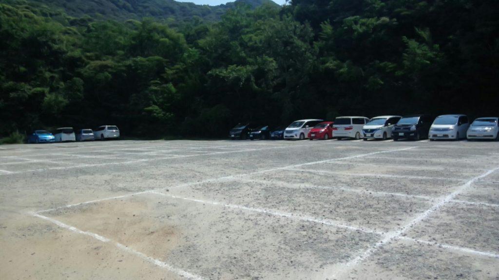 しろとり動物園 駐車場