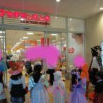 ララガーデン春日部のハロウィン子供パレードのイベント参加レポします。
